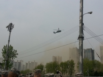President's Helicopter