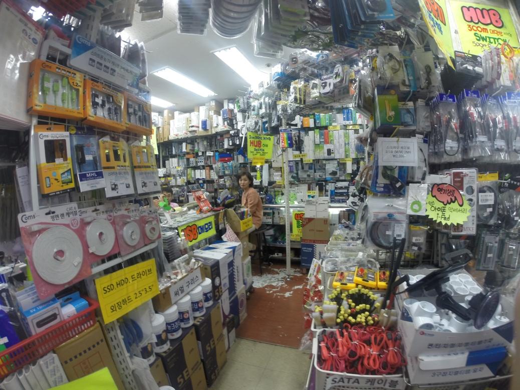Electronics Market Vendors