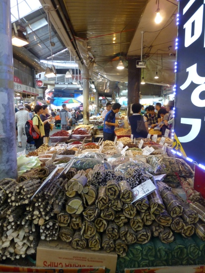 Seoul's Medicine Market